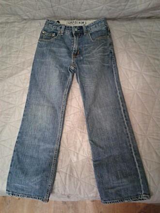 Синие классические детские джинсы. Винница. фото 1
