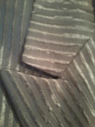 Приталенный, стального цвета, летний вариант, купленный на выпускной вечер, одет. Еланец, Николаевская область. фото 6