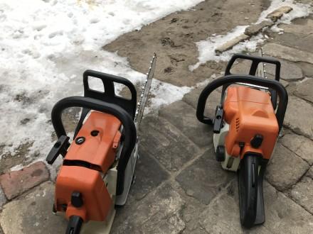 Продам бензопилы штиль в рабочем состоянии штиль 180 цена 2000 грн. штиль211 400. Днепр, Днепропетровская область. фото 7