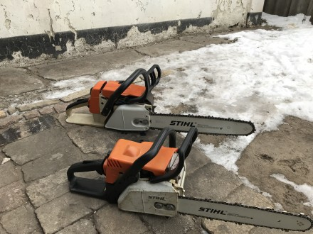 Продам бензопилы штиль в рабочем состоянии штиль 180 цена 2000 грн. штиль211 400. Днепр, Днепропетровская область. фото 11