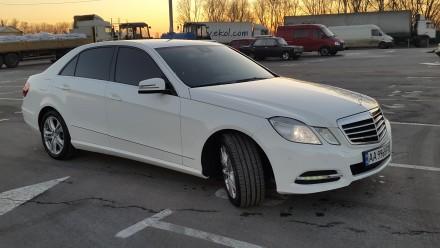 автомобиль по запчастям Mercedes-Benz w212. Киев. фото 1