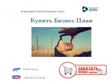 Придбати Бізнес план: розробка. Киев. фото 1