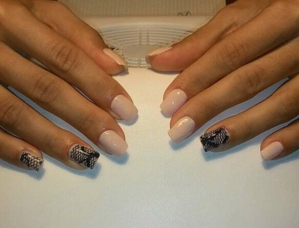 Наращивание ногтей, коррекция, маникюр.. Чернигов. фото 1