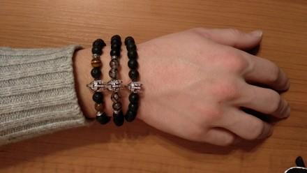 Стильні чоловічі-жіночі браслети вам буде цікаво). Львов. фото 1