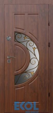Вхідні броньовані двері. Киев. фото 1