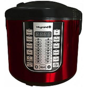 Мультиварка (6 л; 1000 Вт; 28 программ; LED-дисплей) ViLgrand VMC286. Днепр. фото 1