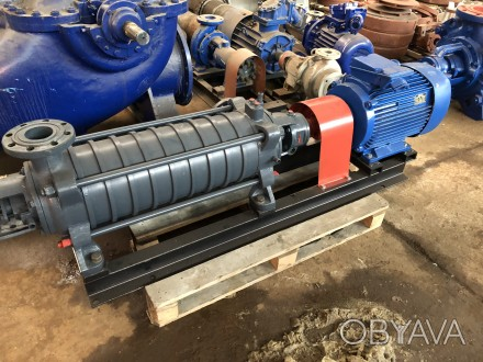 Насос центробежный ЦНС 38-66 агрегат новый для перекачки воды ЦНС38-66 цена