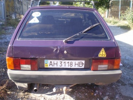 в 15-том году, установлен газ (вписан в талон), в 17-том году поменяны - стойки,. Мариуполь, Донецкая область. фото 4