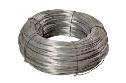 Продаем проволоку разных диаметров и разных типов металлов. Киев. фото 1
