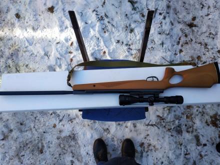 Пневматическая винтовка Crosman Benjamin Trail NP XL 1500. Чернигов. фото 1