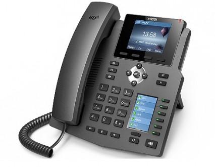 IP-телефон с цветным экраном Fanvil X4. Киев. фото 1