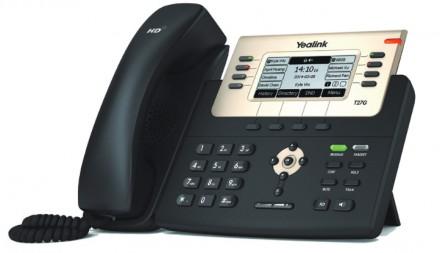 Yealink SIP-T27G - IP-телефон с DSS-Yealink SIP-T27G - IP-телефон с DSS-кнопками. Киев. фото 1