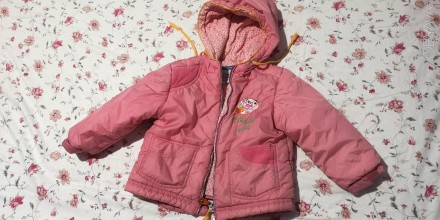 Дитяча курточка для дівчинки. Ровно. фото 1