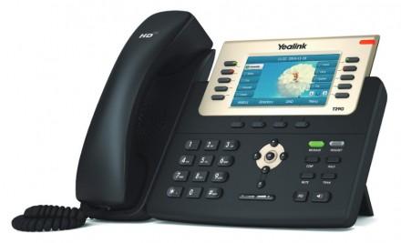 IP-телефон для руководителей Yealink SIP-T29G. Киев. фото 1