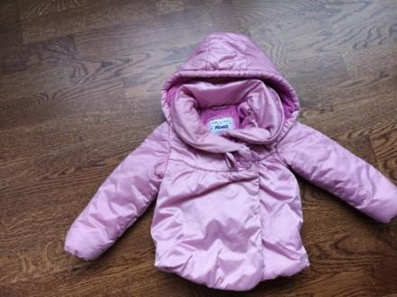 Модна курточка для дівчинки. Ровно. фото 1