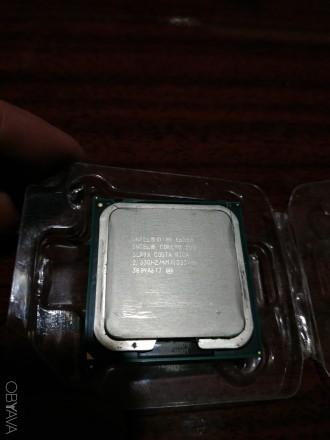E6550 2.33GHz/6M/1333 s775. Вышгород. фото 1