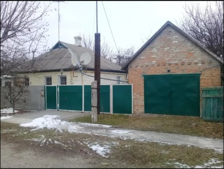 Продається будинок на 2 входи. Ділянка 6 соток, земля неприватизована. Всі комун. Белая Церковь, Киевская область. фото 5