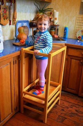 Дитяча підставка під стіл. Киев. фото 1