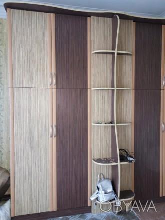 Сдается квартира 3х комнатная, этаж 3\3, ул.Суворова, сталинка, мягкий уголок и . Центр, Херсон, Херсонская область. фото 1
