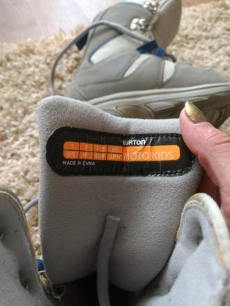 Продам очень тёплые сапоги. На реальный размер 29-30.не промокают, не промерзают. Харьков. фото 1