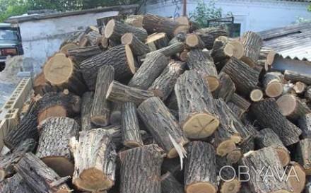 Продаем дрова Акации, диаметр дров от 8-30 см. кругляк, длина по 2 м. Выполняем . Чернигов, Черниговская область. фото 1