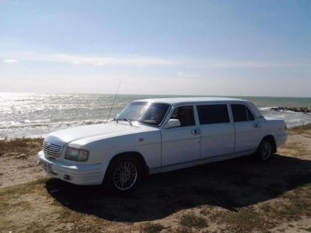 Лимузин семь мест, отличное состояние. Мелитополь, Запорожская область. фото 2