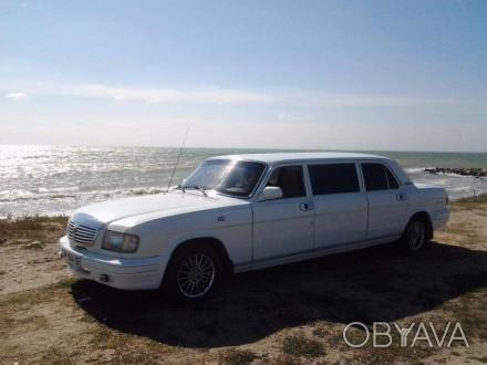 Лимузин семь мест, отличное состояние. Мелитополь, Запорожская область. фото 1
