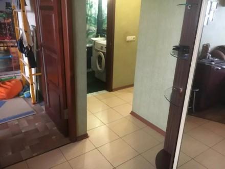 Продается 3х комнатная квартира по ул. Казацкой. 9/9/П. 69/52/9. Авторский ремон. Черкассы, Черкасская область. фото 2