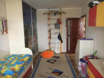 Продается 3х комнатная квартира по ул. Казацкой. 9/9/П. 69/52/9. Авторский ремон. Черкассы, Черкасская область. фото 3