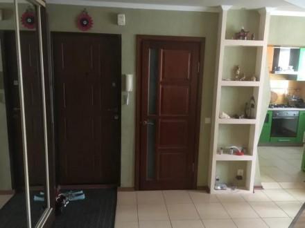 Продается 3х комнатная квартира по ул. Казацкой. 9/9/П. 69/52/9. Авторский ремон. Черкассы, Черкасская область. фото 7