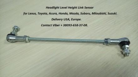 In the presence of a large selection headlight level height link sensor,  link h. Вышгород, Киевская область. фото 8