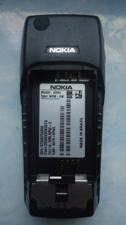 Продам телефон NOKIA 8265i (CDMA) в хорошем эстетическом и рабочем состоянии.. Киев, Киевская область. фото 4