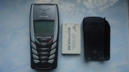 Продам телефон NOKIA 8265i (CDMA) в хорошем эстетическом и рабочем состоянии.. Киев, Киевская область. фото 3