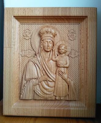Икона ' Призри на смирение'. Чернигов. фото 1