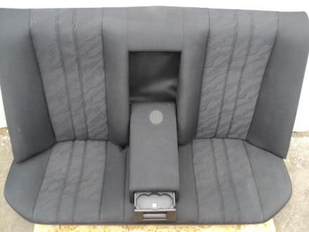 Задний комплект сидений с седана и универсала mercedes benz e w210. Возможна пер. Новомосковск, Днепропетровская область. фото 2