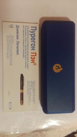 Ручка-инжектор для введения лекарственных средств. Пуроген Пэн. Киев, Киевская область. фото 3