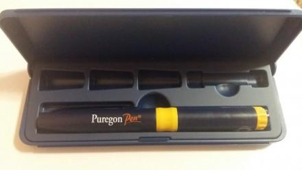Ручка-инжектор для введения лекарственных средств. Пуроген Пэн. Киев, Киевская область. фото 4