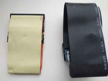 Шлейф IDE 40pin (2 устройства) и FDD в подарок (Parralel ATA). Вышгород. фото 1