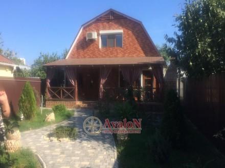 Дом в Червоном Хуторе. Одесса. фото 1