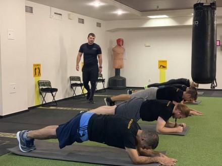 Милитари фитнес клуб приглашает тебя на тренировки.  Что такое милитари фитнес. Киев, Киевская область. фото 3