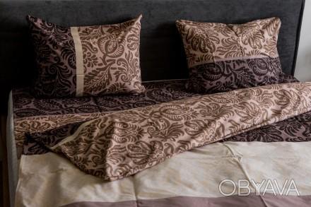 ᐈ Евро комплект постельного белья из ранфорса eab0d578d54a7