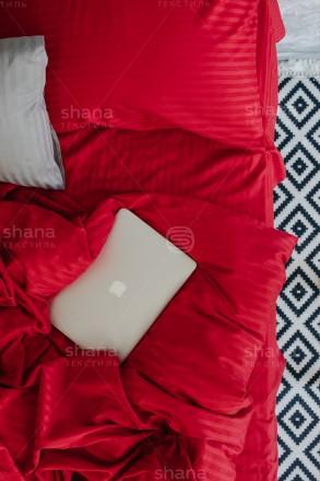 Привет!  Мы знаем, что многим нравится классическое однотонное постельное бель. Чернигов, Черниговская область. фото 8