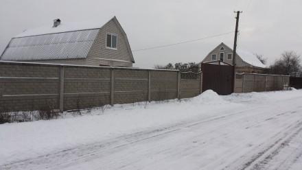 Два дома на участке 15 соток Бабинці без комиссии. Бородянка. фото 1