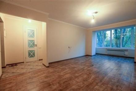 1-комнатная квартира, 42 кв.м. Запорожье. фото 1