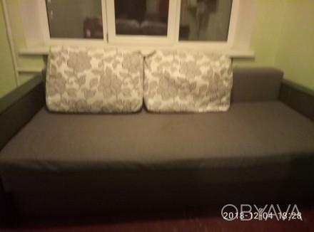 Вінниця район ж.д. вокзала.Терміново продам диван б.у в гарному стані, був у кор. Винница, Винницкая область. фото 1