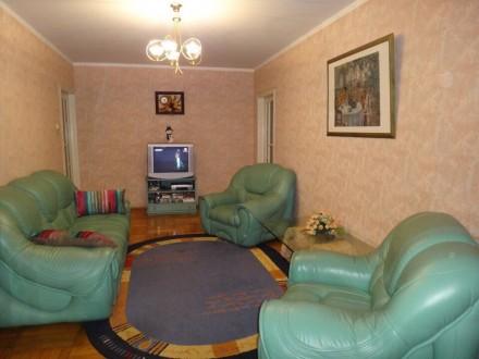 С17 декабря Сдаётся от Хозяина 2-х комнатная квартира на Гайдара -Генерала Петро. Черемушки, Одесса, Одесская область. фото 2