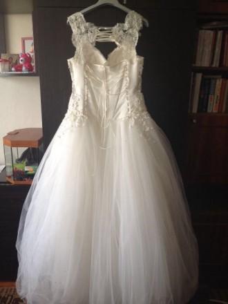 Продаю своє весільне плаття, в гарному стані, дуже ніжне є питання дзвоніть +380. Ровно, Ровненская область. фото 6