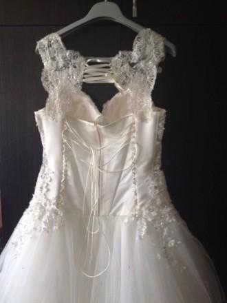Продаю своє весільне плаття, в гарному стані, дуже ніжне є питання дзвоніть +380. Ровно, Ровненская область. фото 7