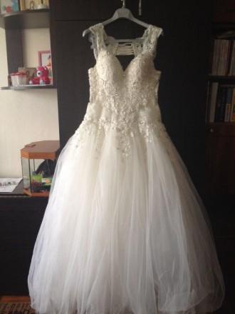 Продаю своє весільне плаття, в гарному стані, дуже ніжне є питання дзвоніть +380. Ровно, Ровненская область. фото 4