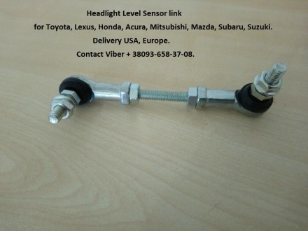 4890635020, 48906-35020 Link Rear Height control sensor. Вышгород. фото 1